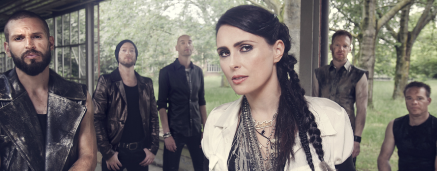 WITHIN TEMPTATION LEVERT MET 'HYDRA' VEELKOPPIG MONSTER AF
