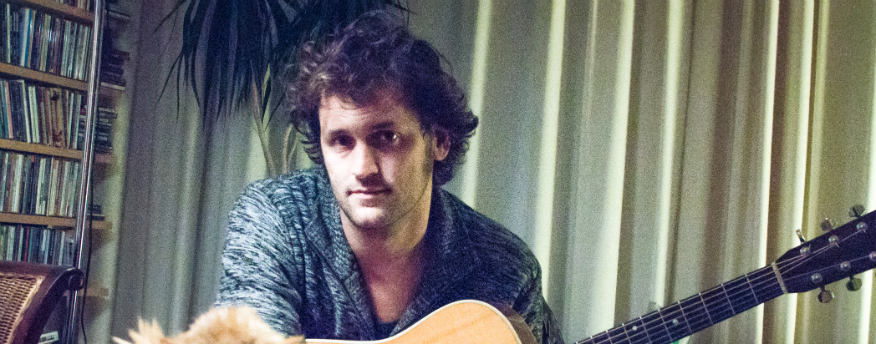 JOEP PELT VERVOLGT MUZIKALE WEG MET ALBUM 'SHOW ME THE WAY'