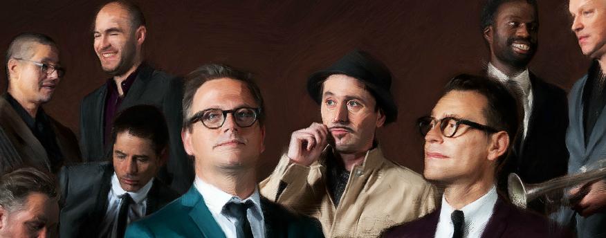 Guus Meeuwis trapt Jubileumjaar af met nieuw album Hollandse Meesters